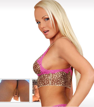 Silvia Saint's Official Site